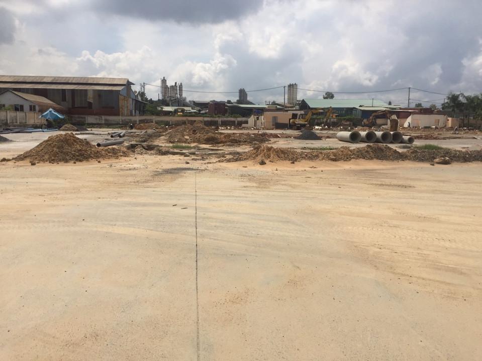 Bán đất dự án mặt tiền Hoàng Hữu Nam, phường lOng Thạnh Mỹ, quận 9, chỉ 32.5 tr/ m2