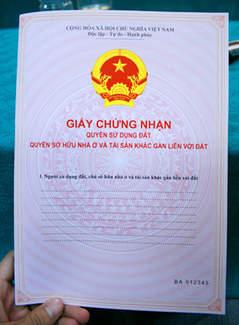Chính chủ bán gấp 112m2/ 290 triệu đất thổ cư MT Nguyễn Cửu Phú- BV Nhi Đồng 3