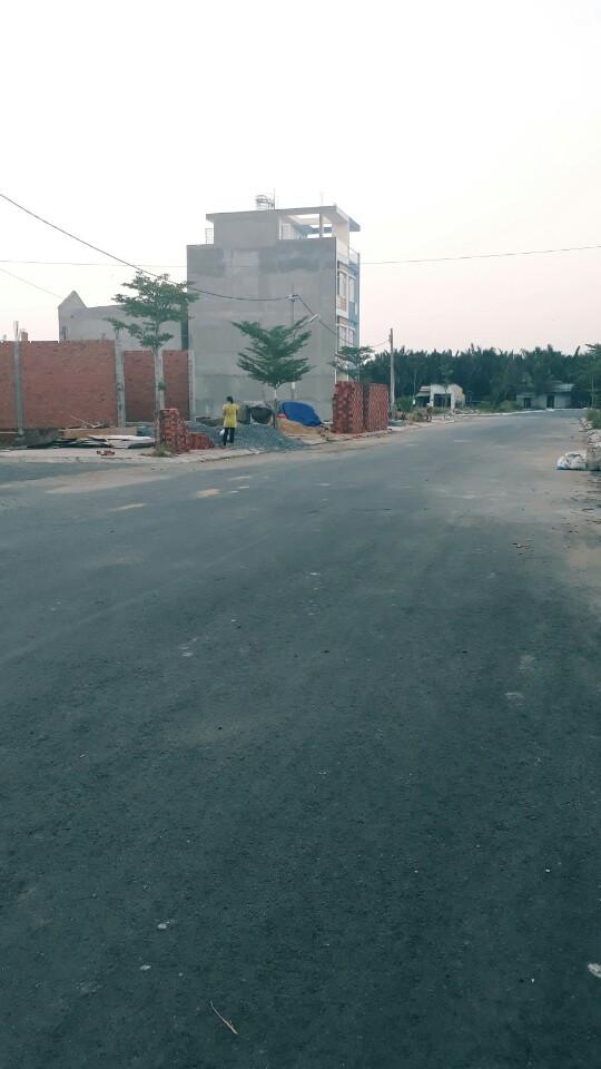 Bán đất thổ cư tại Đường Nguyễn Văn Tạo, Xã Long Thới, Nhà Bè, Tp.HCM diện tích 82,5M2