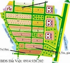 Bán các lô đất KDC Hưng Phú 1, Hưng Phú 2 , Quận 9, giá chỉ 35tr/m2, dự án vị trí đẹp