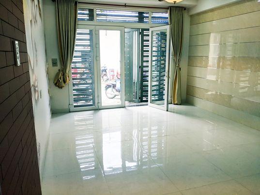 Bán nhà mặt tiền Bình Hưng Hòa A,Bình Tân,58.5m2,4 tầng,7 tỷ,lh0386817015